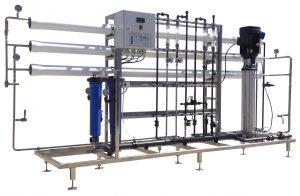 Industrial reverse osmosis
