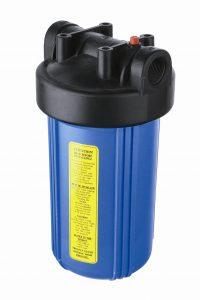 pre-filtração da água antes dos sistema de ultravioletas
