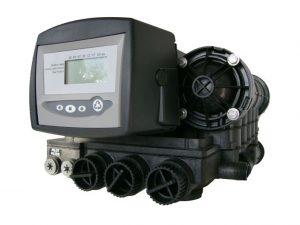 Válvula para filtro descalcificador