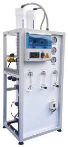 sistema de osmose inversa 80-400 l/h