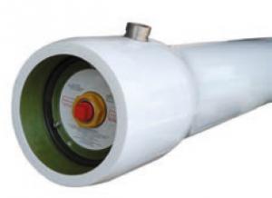porta-membrava PRFV osmose inversa