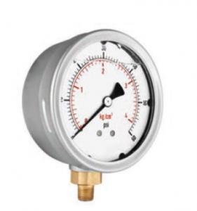 manómetro glicerina para osmose inversa